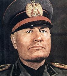 Бенито Амилькаре Андреа Муссолини