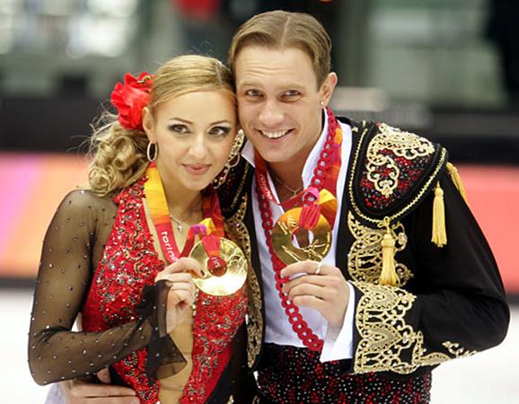 С Татьяной Навкой (2006)
