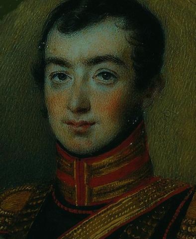 Александр Одоевский (1824)