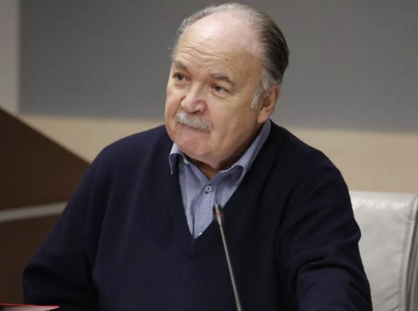 Николай Губенко в старости