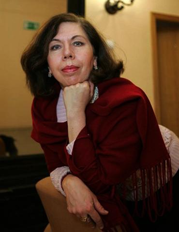 Актриса Елена Папанова