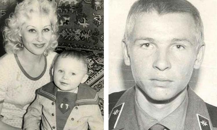 Родители Александра Медведева (Шуры)