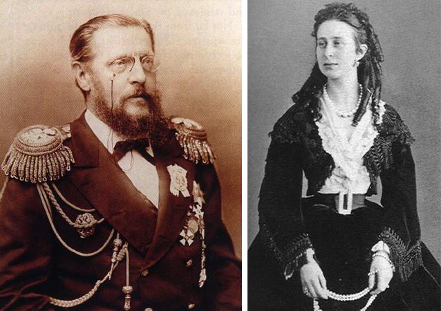 Родители — Константин Николаевич и Александра Иосифовна