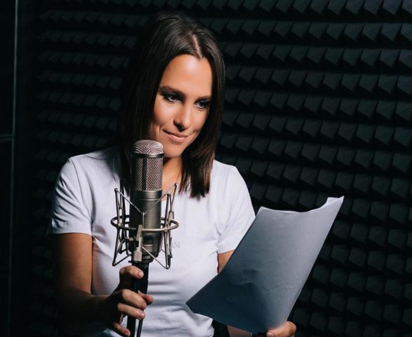 Певица Катя Ростовцева