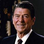 Рональд Рейган — краткая биография