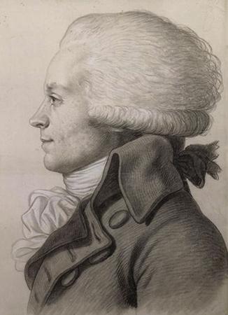 Портрет Робеспьера (1792)