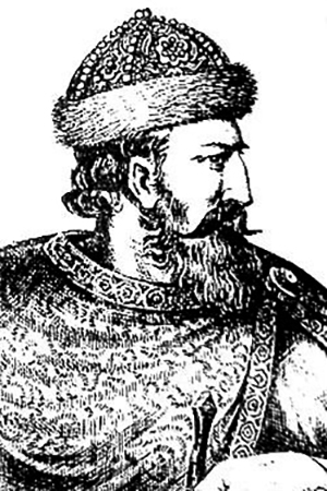 Отец — Роман Мстиславич