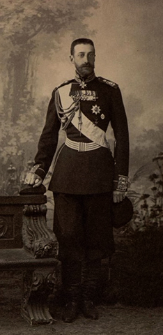 Константин Романов в 1891 г.