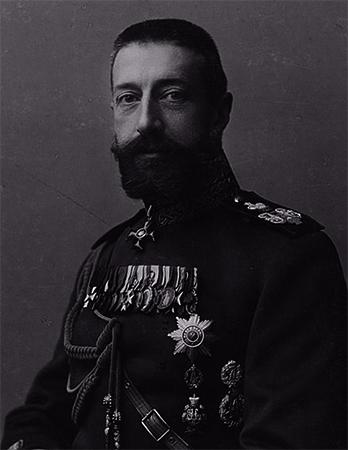 Константин Романов в 1903 г.