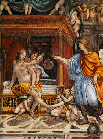 Брак Александра и Роксаны