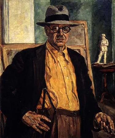Автопортрет (1943)
