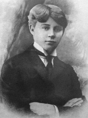 Знаменитый сын – Сергей