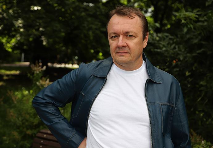 Владимир Шевельков в наши дни