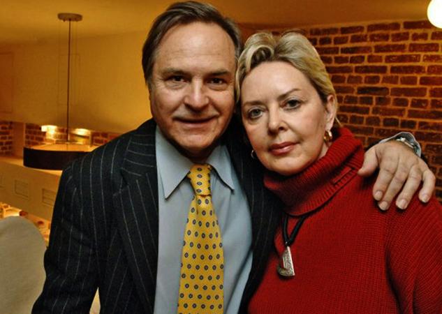 Родион Нахапетов и Наташа Шляпникофф