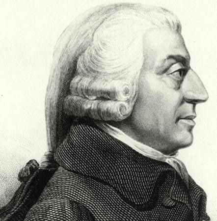 Философ Адам Смит