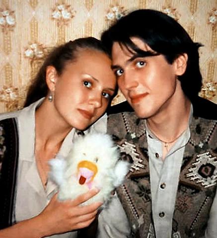 Денис Матросов и Людмила Татарова
