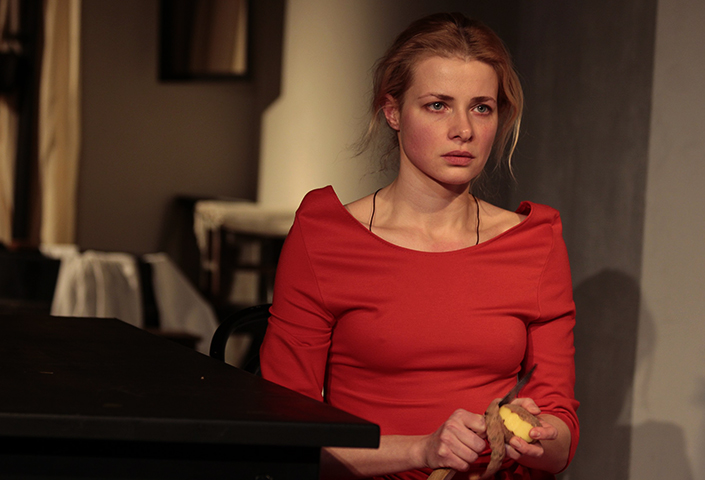 Яна Соболевская в театре