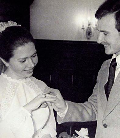 Елена Папанова и Юрий Титов