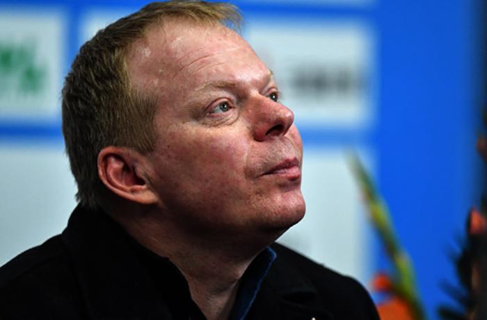 Тренер по фигурному катания Сергей Дудаков