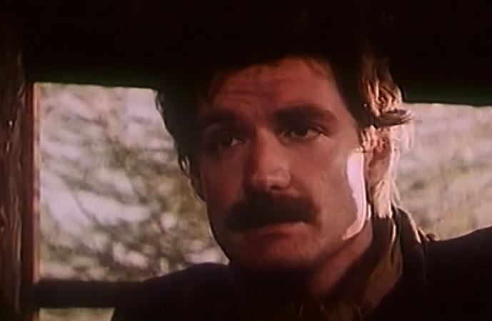 В фильме «В дебрях, где реки бегут» (1987)