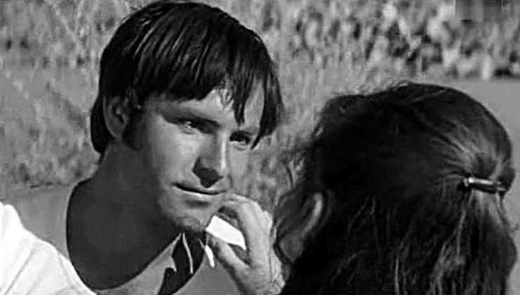 В фильме «Влюбленные» (1969)
