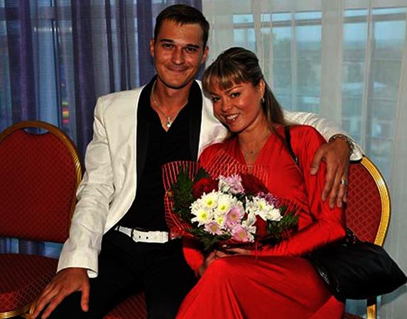 Илья Оболонков и Наталья Громушкина
