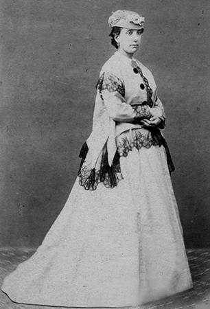 Жена – Анна Петровна