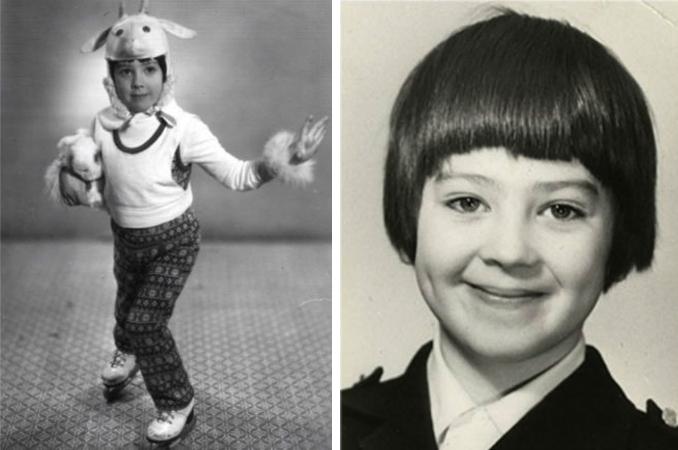 Денис Матросов в детстве