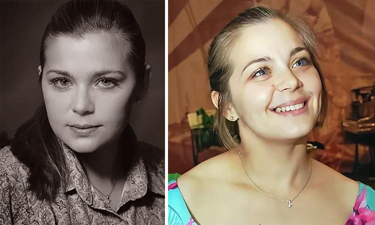 Ирина Пегова в молодости