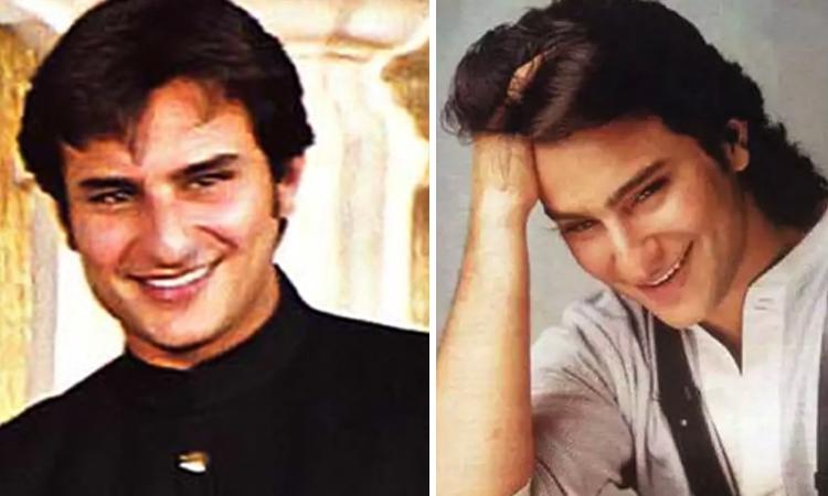Саиф Али Хан в молодости