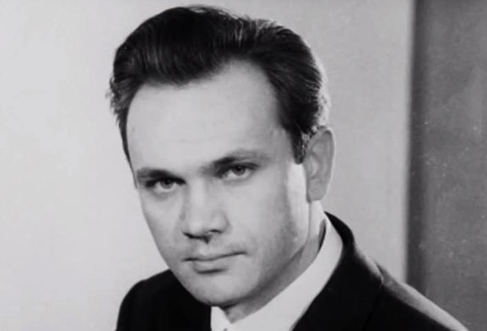 Владимир Джанибеков в молодости