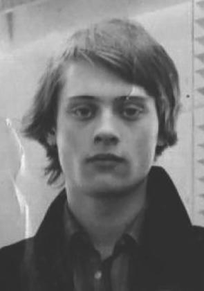 Аркадий Высоцкий в молодости