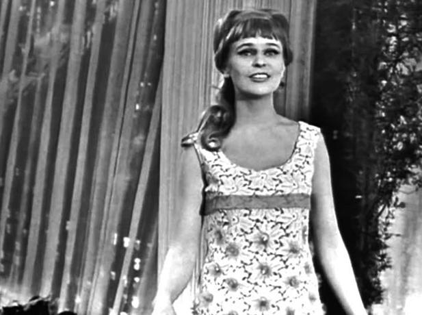 Вероника Круглова в молодости
