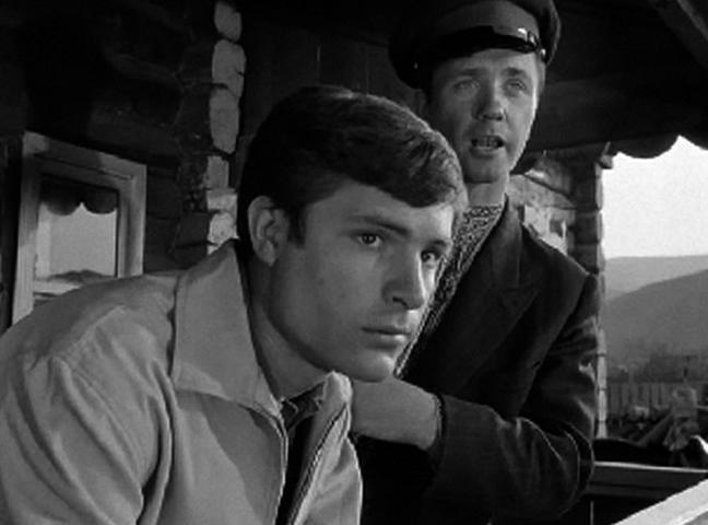 В фильме «Живет такой парень» (1964)