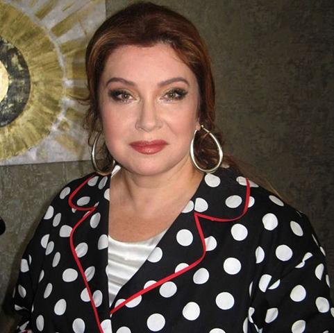 Актриса Вера Сотникова