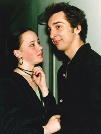 Михаил и Анфиса