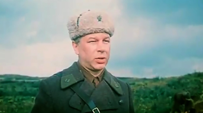 В фильме «Битва за Москву» (1985)