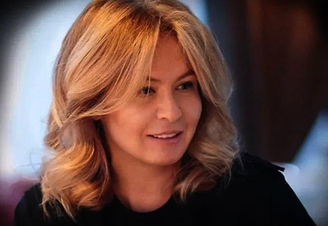 Женщина-бизнесмен Ольга Белявцева