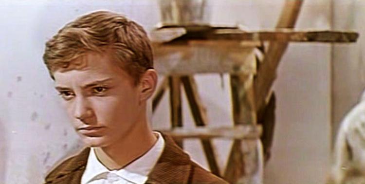 В фильме «Человек, которого я люблю» (1966)