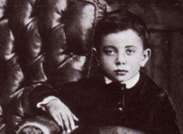 Рейнгольд Глиэр в детстве