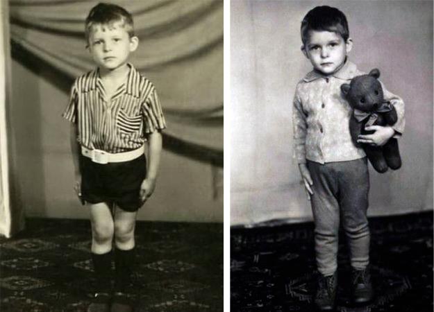 Олег Тиньков в детстве