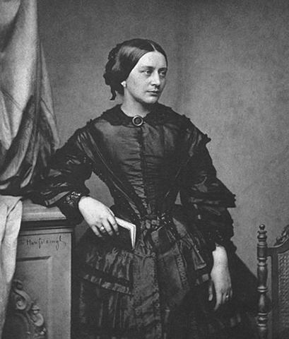 Клара Шуман (1857)