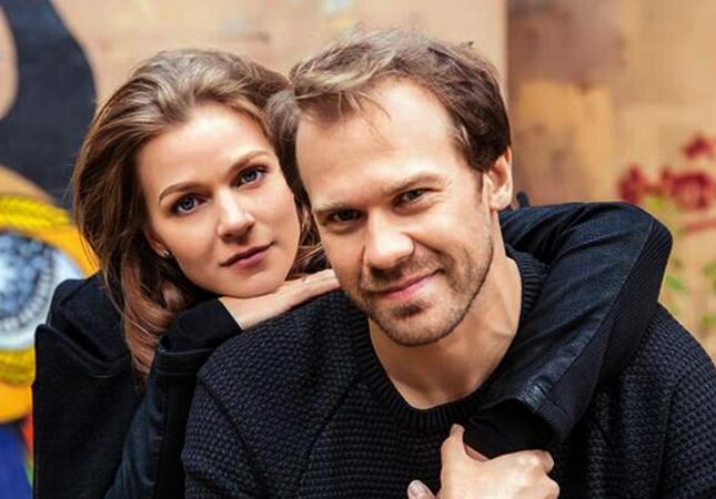 Дана Абызова и Алексей Морозов