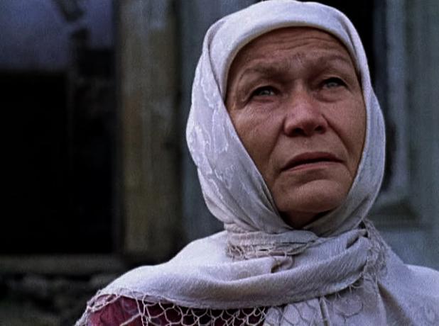 В сказке «Домовик и кружевница» (1995)