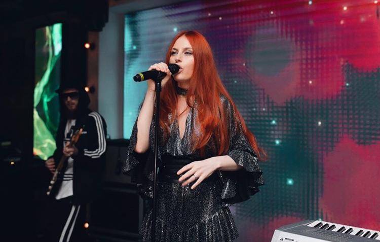 Певица Ирина Забияка