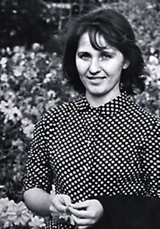 Галина Лиштванова