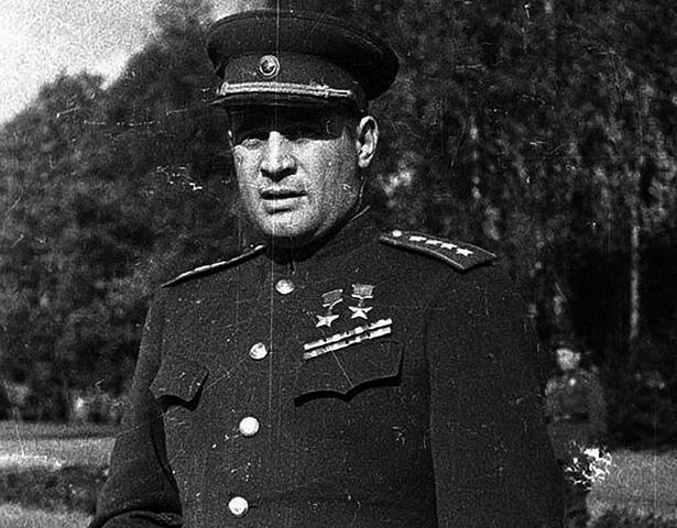 Генерал Иван Черняховский