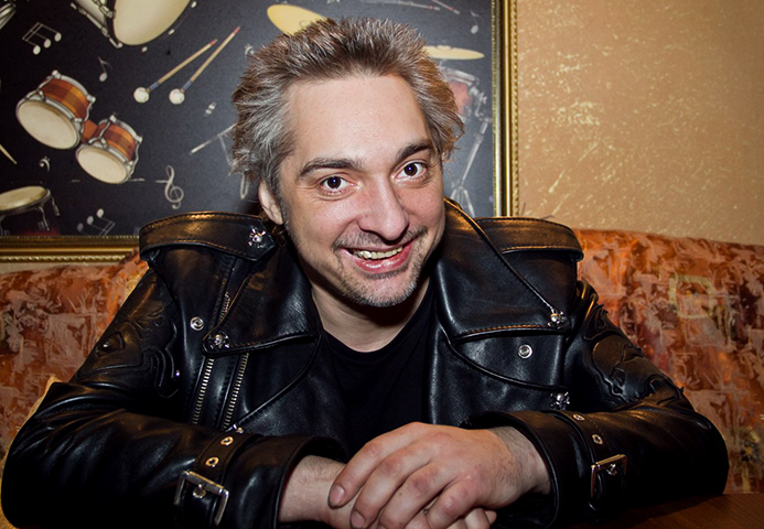 Михаил Горшенев (одно из последних фото)