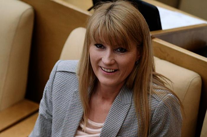 Светлана Журова в Госдуме