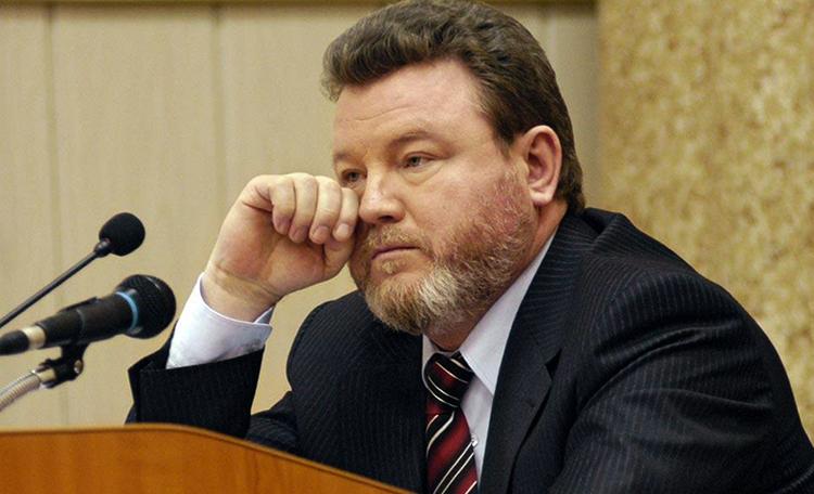 Губернатор Михаил Евдокимов
